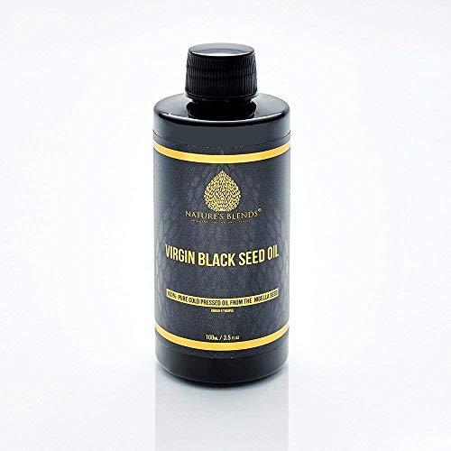 Premium Ethiopian Cold Pressed Black Seed Oil - 100 ml