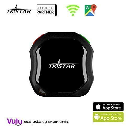Brand New TKSTAR Mini Real Time AUTO GPS Hidden SPY Waterproof Tracker  Tracking Device with SMS & Google Maps Tracking for Children, Elderly,  Cars,