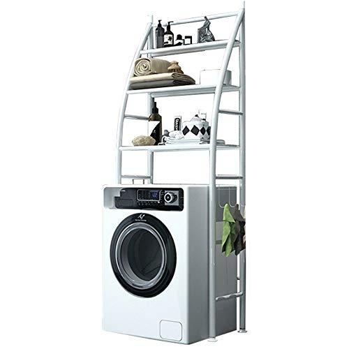 Estantes flotantes Nivel 3 Durante la lavadora y secadora Estante ...