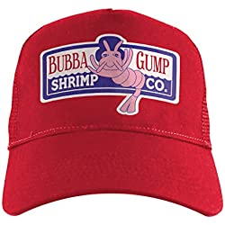 Cloud City 7 Forrest Gump Bubbas Shrimp Co, Trucker Cap