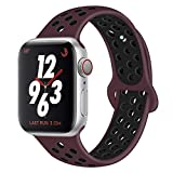 Straper Compatible with per Smart Watch 21mm Cinturino Silicone Braccialetto Sportiva di Ricambio
