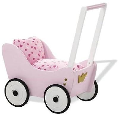 Pinolino 262606 - Carro de juguete para muñeca Princesa Lea de Pinolino