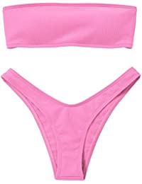 c30fac38a6 Bikinis - Swimwear: Clothing: Sets, Tops, Bottoms & More: Amazon.co.uk
