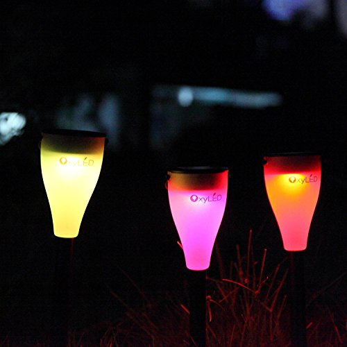 ⇒ TEST & AVIS : « Lampe Solaire Jardin OxyLED SL03 Lampe Solaire ...