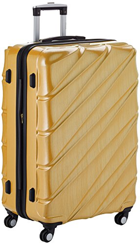 Shaik 7203113 Trolley Koffer, Gr.XL, gelb