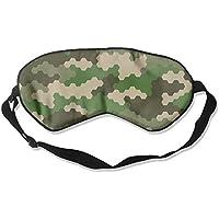 Camouflage Pattern Hunting 99% Eyeshade Blinders Sleeping Eye Patch Eye Mask Blindfold For Travel Insomnia Meditation preisvergleich bei billige-tabletten.eu