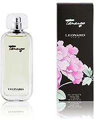 Leonard tamango eau de toilette pour femme, 100 ml