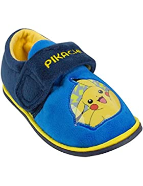 Pokemon Pikachu Boy's Slippers