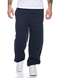 72b308602fa2 Finchman Herren Jogginghose Baggysweat Pant Hose Freizeit Loose Fit Sweat  Baggy