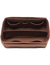 Aeoss Luxury Purse Organizer, Felt Bag Organizer, Handbag Tote Bag in Bag Organizer