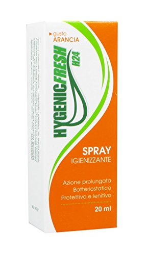 HYGENIC FRESH SPRAY ORALE H 24 ARANCIO 20 ML