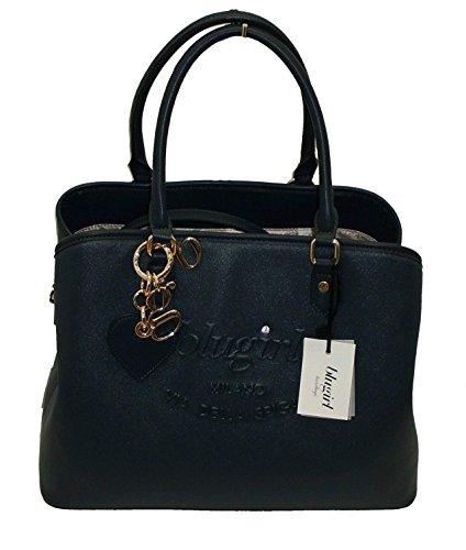 Borsa shopping due manici BLUGIRL by blumarine BG 929005 women bag blu