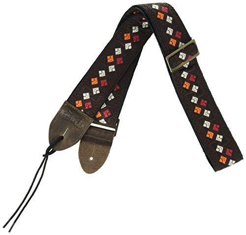 Levy's Leathers Vintage Hootenanny Jacquard Weave Gitarrengurt M8HTV-15 M8HTV-15