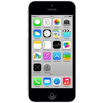 Apple iPhone 5c 16GB White SIM-Free Smartphone (discontinued by manufacturer)