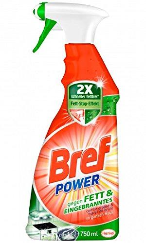 Bref Power Fett und Eingebranntes, 750 ml