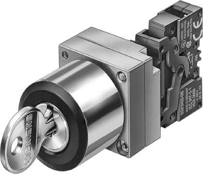 Siemens indus.sector leuchtmelder 3sb 3601–4AD11 interrupteur bouton-collection 3SB3 4011209411715
