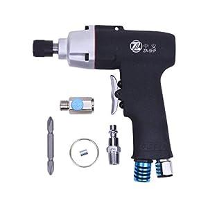 Tipo de pistola Destornillador neumático Llave de impacto Destornillador Destornillador neumático Bits Juego adecuado para compresor (1/4 de pulgada) Par de alta calidad: 40-60 N / M