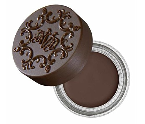 KAT VON D 24-Hour Super Brow Long-Wear Pomade Color Medium Brown - for light to medium brown hair - Rainbow Light Berry