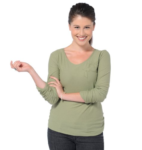 Horny Toad Damen Geste Shirt Caper