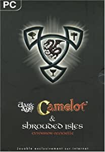 Dark Age of Camelot : Shrouded Isles (Add on)