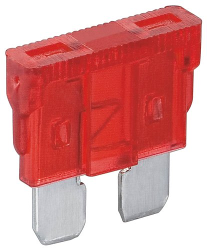 20 Stück KFZ Sicherung 10A rot -