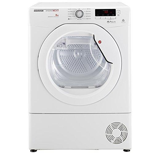 Hoover DNCD813B-80 DNC D813B 8kg Condenser Tumble Dryer White