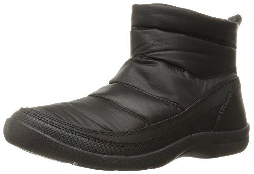 Fácil Espírito Kamlet Torno Ankle Boots Moda Sintético Preto