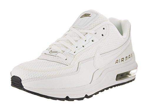 Nike Männer Air Max Ltd (Nike NIKE695484-102 - Air Max Ltd 3 Prem Herren, Weiá (Summit White/Summit White), 46.5 EU M)