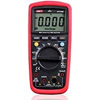 UNI-T UT139C Electrical Digital LCD True RMS Multimetri Handheld Multimetro Tester Ammeter - Vento Rilevatore