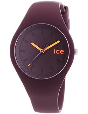 Ice-Watch Unisex-Armbanduhr Forest Analog Quarz Silikon ICE.FT.RWN.U.S.14