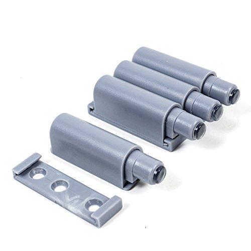 Preisvergleich Produktbild 5 stück Push-open-system Dämpfer Puffer für Tür Schranktür 42 / 69mm