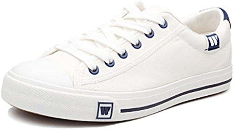 Scarpe basse guerriero tela le le le scarpe casual mode Coloreeee espadrilli,bianca,40 | Pacchetti Alla Moda E Attraente  2c7b9a