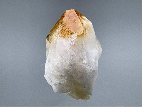 Astro Gallery Of Gems Citrin Point aus Brasilien, 271,7 g