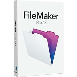 Update FileMaker Professional / v13.0 / Win/Mac / deutsch / CD