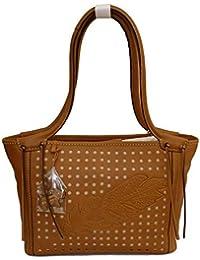 RADLEY  In A Flutter  Large Tan Leather Shoulder Bag - RRP £229 932497e809b9d