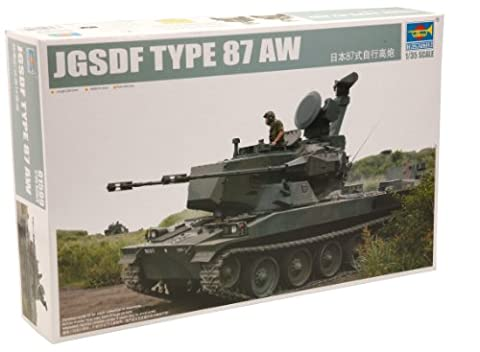Trumpeter 1:35 - JGSDF Type 87 AW