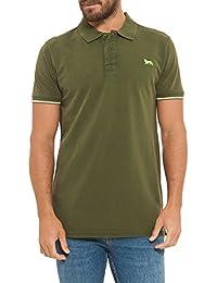 Lonsdale Poloshirt Herren Short Sleve Lion Logo