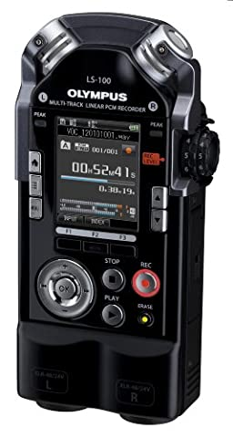 Olympus Olympus LS-100 Recorder Standard Edition Portable Recorder