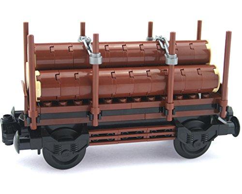 lego-city-custom-set-hall-of-bricks-3009-eisenbahn-waggon-mit-baumstammen