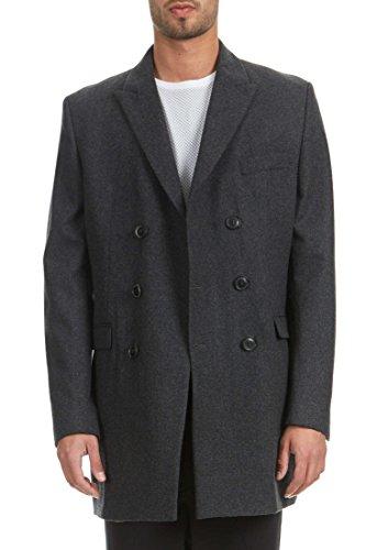 Selected - Manteau Selected Sharp Noir
