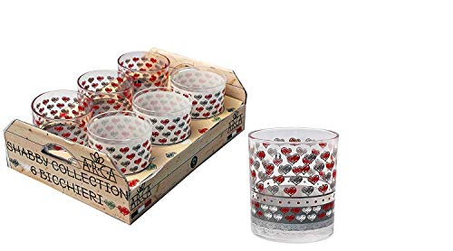 Zoom IMG-2 arca set 6 bicchieri in