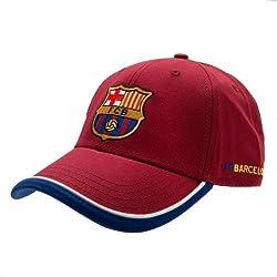 FCB FC Barcelona Authentic LA Liga - Gorra de béisbol