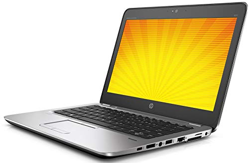 HP EliteBook 820 G1 i5- 4200U, 1,6 Ghz CPU, 8 GB RAM 12 Zoll, 1366 x 768 Pixel Auflösung, 500 GB HDD, Windows 10 Professional (Zertifiziert und Generalüberholt) (Hp-laptop-computer Refurbished)