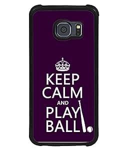 PrintVisa Sporty Poster High Gloss Designer Back Case Cover for Samsung Galaxy S6 G920I :: Samsung Galaxy S6 G9200 G9208 G9208/Ss G9209 G920A G920F G920Fd G920S G920T