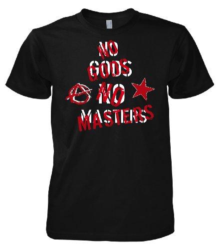 Chameleon Clothing -  T-shirt - Uomo Nero