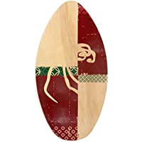 Lucky Bums Holz Skimboard
