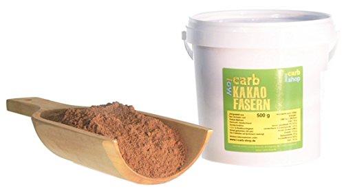-Carb Kakao Fasern 500 g