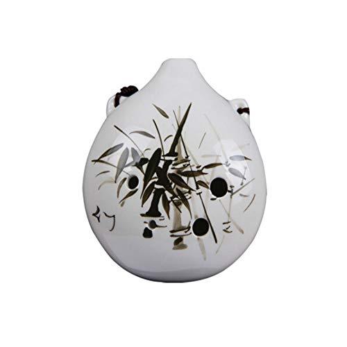 Ocarina, eine Vielzahl von Arten von Sechs-Loch-Alto-G-Ocarina, Diese Ocarina Freunde verwendet Werden (Stil A, 10,7 * 9 * 4 cm) ( Size : 10.7*9*4cm , Style : B )