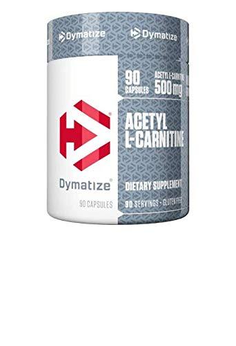 Dymatize Nutrition Acetyl L-Carnitine - 90 Capsules