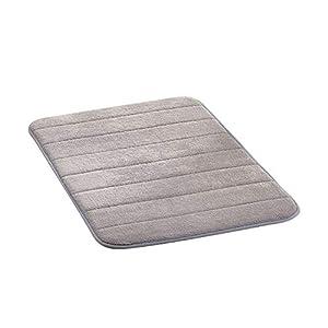 Y.E.ite Dicker Coral-Fleece-Schwammunterlage für Badezimmer, Wohnzimmer, Stuhl, Teppich, Anti-Rutsch-Teppich